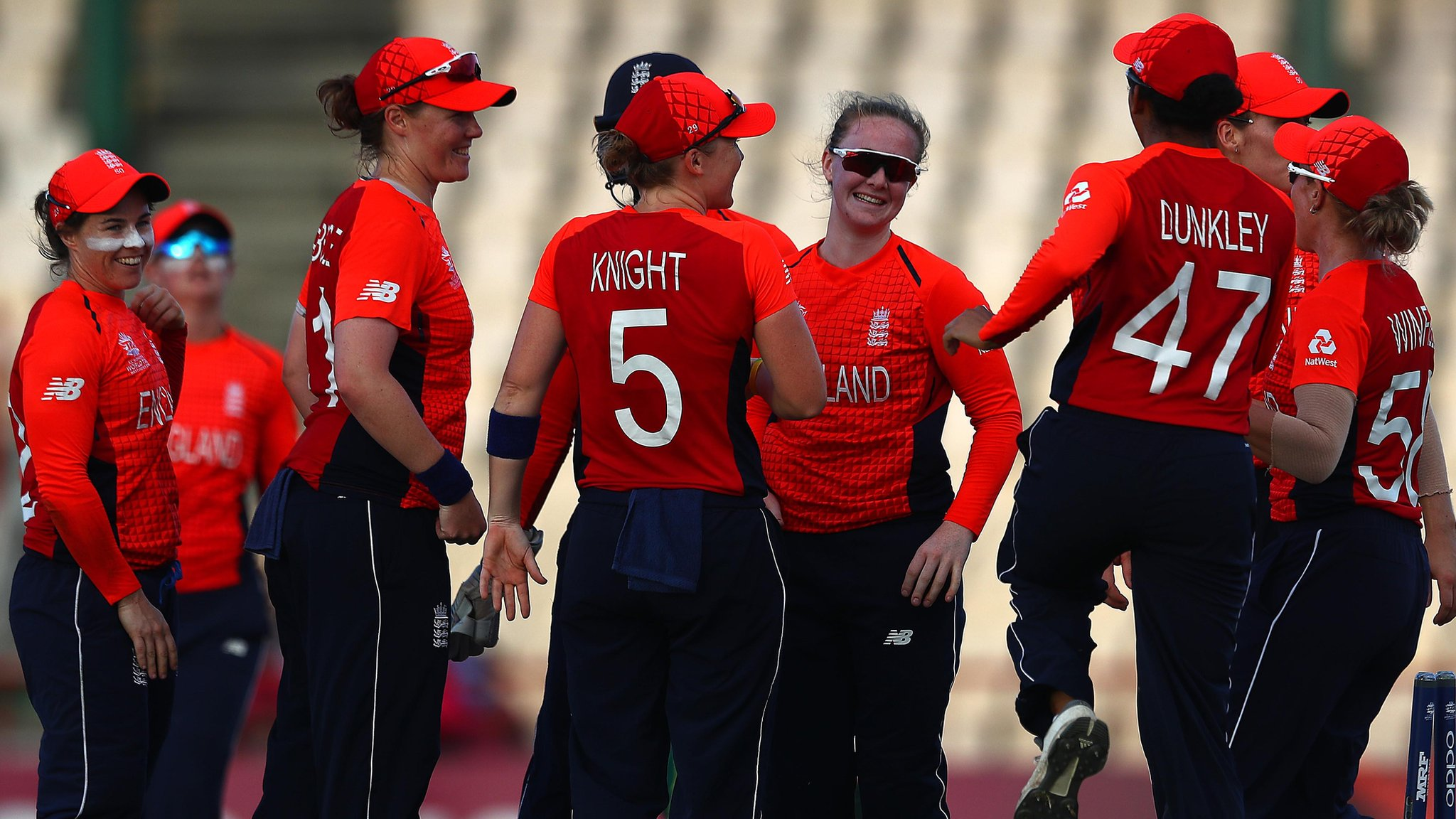 Shrubsole's hat-trick takes dominant England into World T20 semis