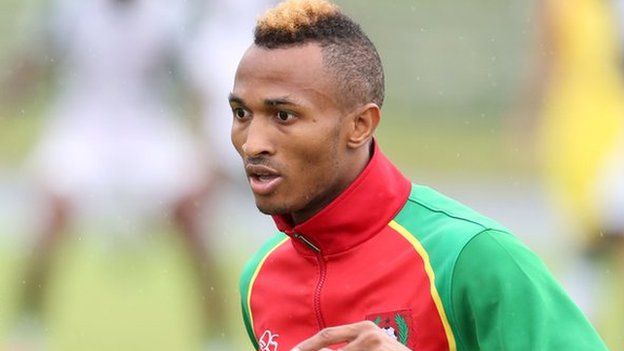 Afcon 2019: Ex-Liverpool player Toni Silva of Guinea-Bissau questions future