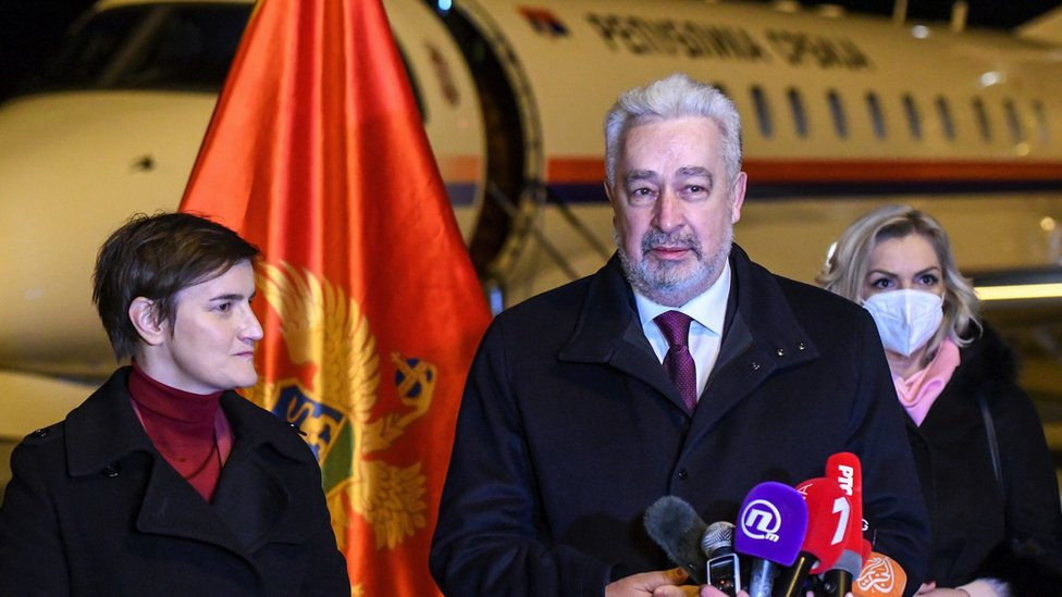 Podgorica, februar 2021.