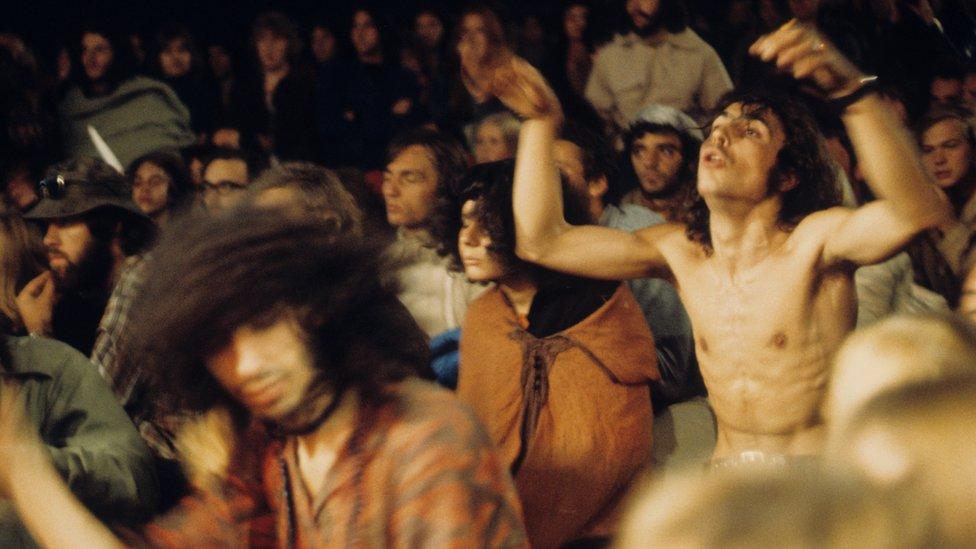 Vudstok je postao simbol hipi kulture