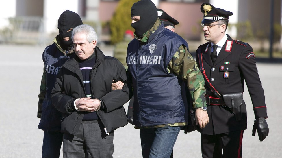 Bos 'Ndrangheta