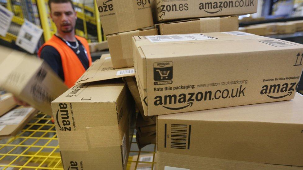 Amazon $1.2m gadget scam couple jailed