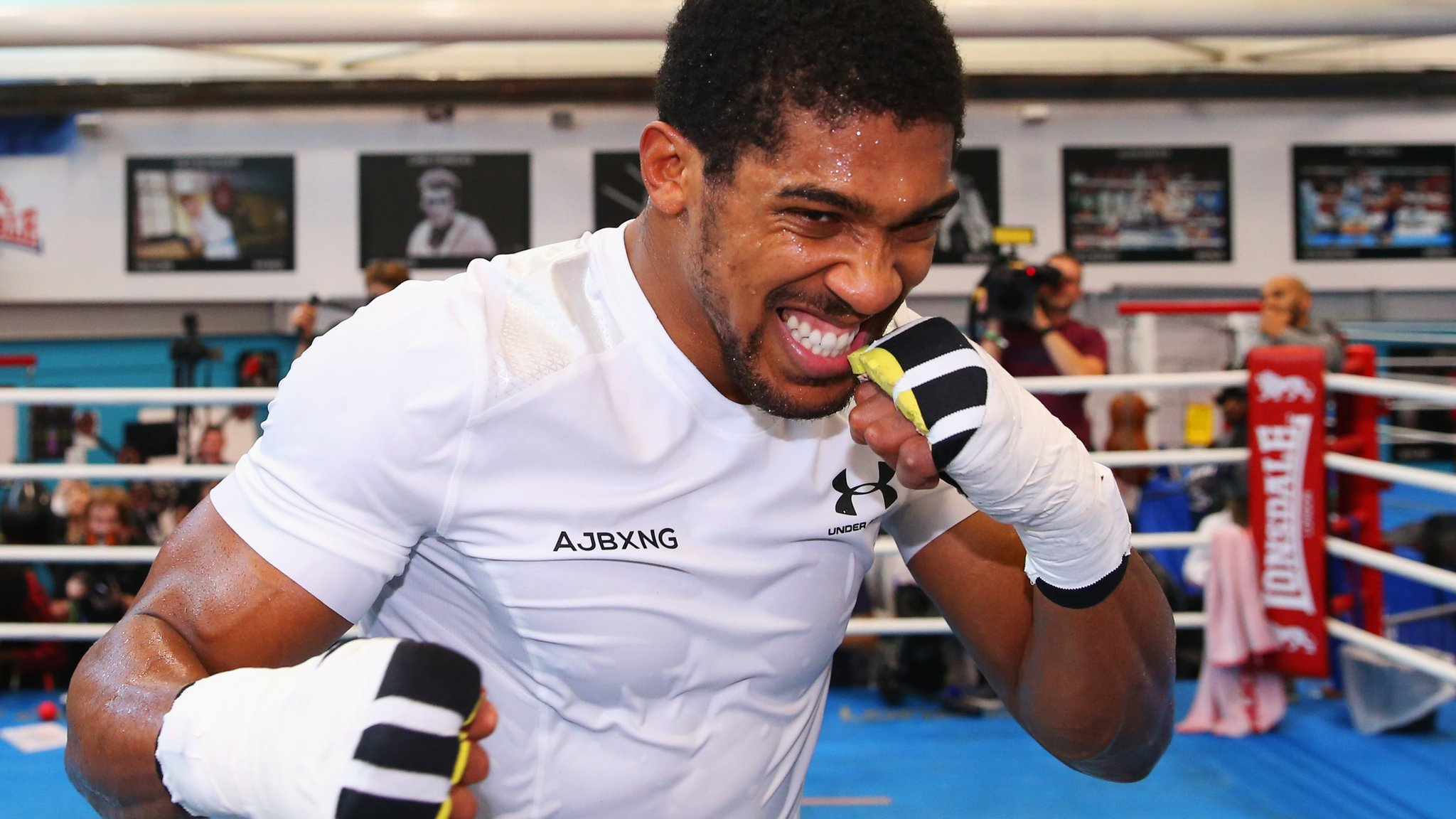 'I can't please everyone anymore' - Joshua won't let critics 'drain' him