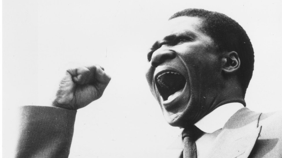 Guinea's former president Sekou Toure