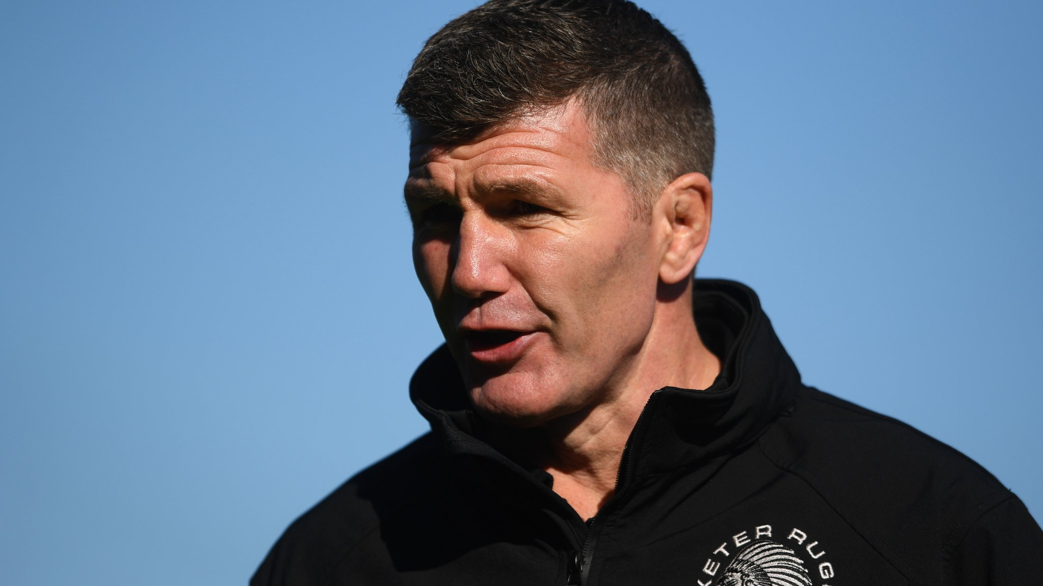 Rob Baxter: Exeter boss wants Premiership winning mentality after sealing play-off place