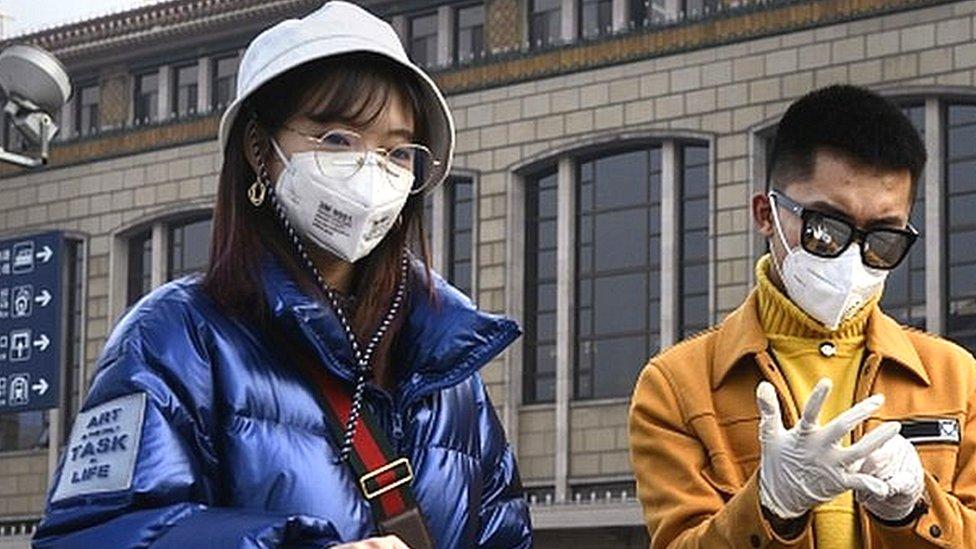 कोरोना वायरस: चीन में हुबेई प्रांत में तेज़ी से बढ़ी मरने वालों की संख्या