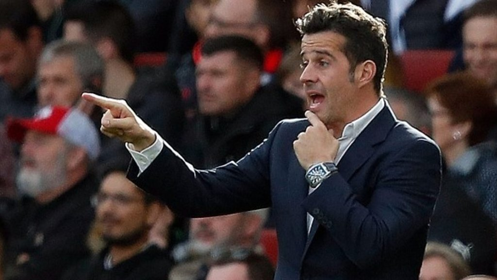 Arsenal 2-0 Everton: Second goal was clearly offside - Marco Silva