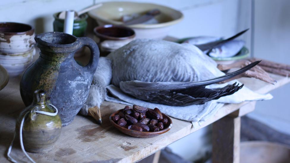 16th Century food