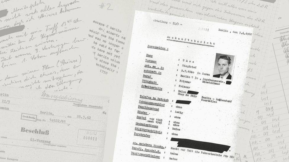 El archivo de la Stasi de Siegfried Uhse