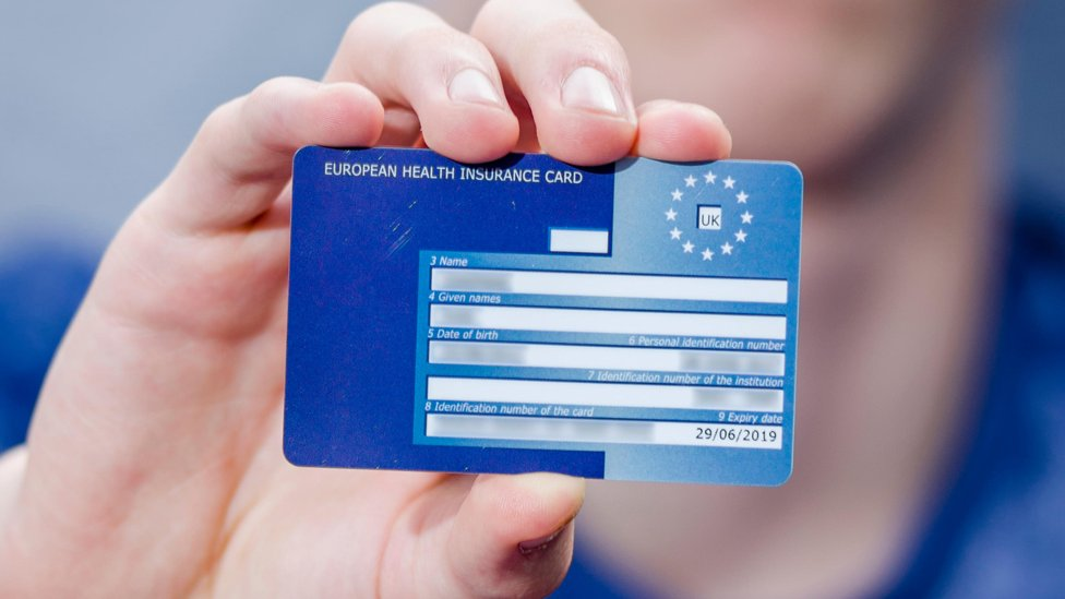 Will the EHIC be valid after Brexit?