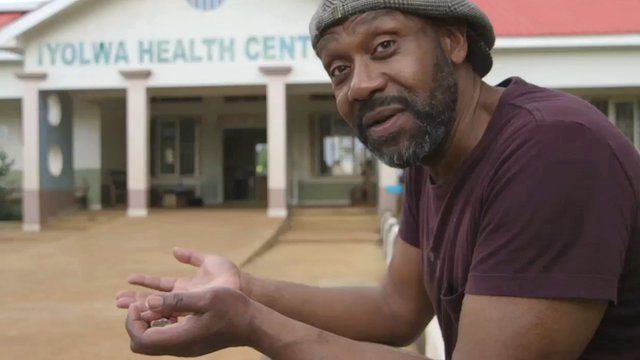 Lenny Henry for Sport Relief