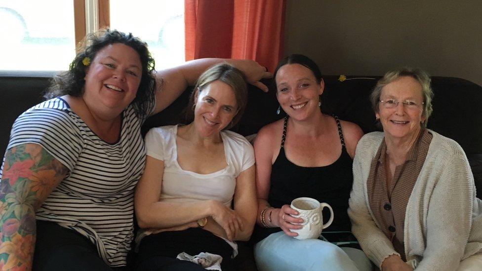 Maddie y sus hermanas