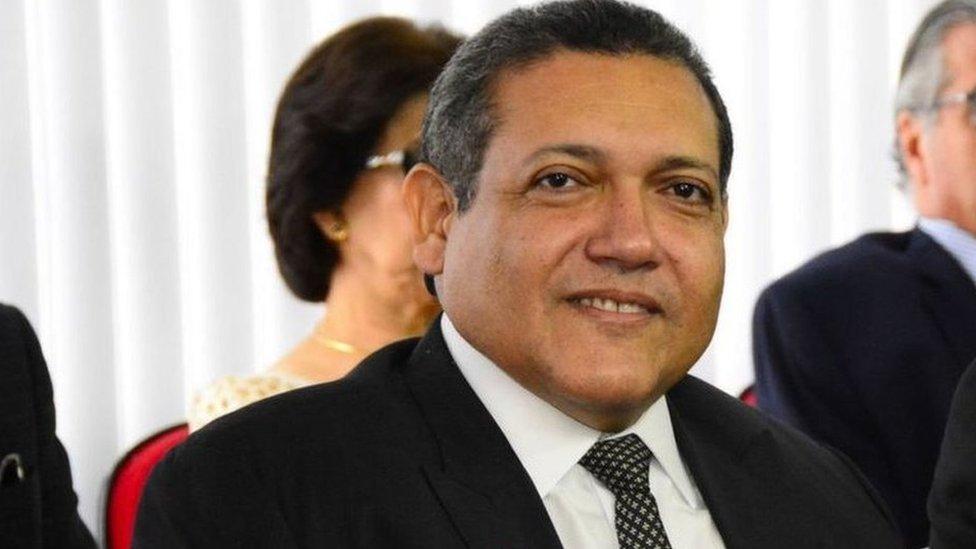 Ministro Nunes Marques