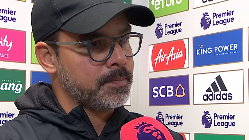 Leicester 3-1 Huddersfield: Terriers made so many big mistakes - David Wagner