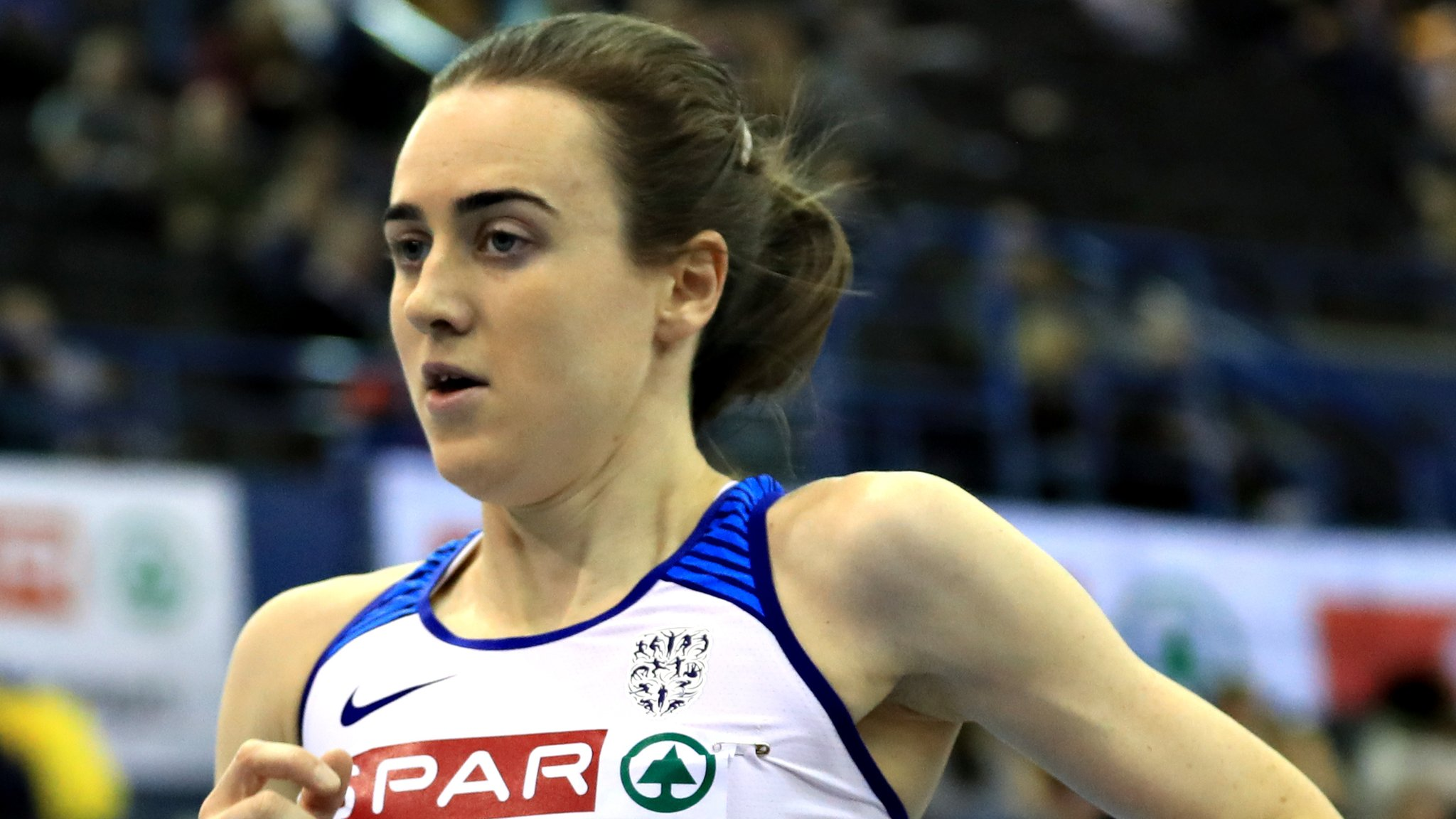 European Indoor Championships: Record number of Scots selected