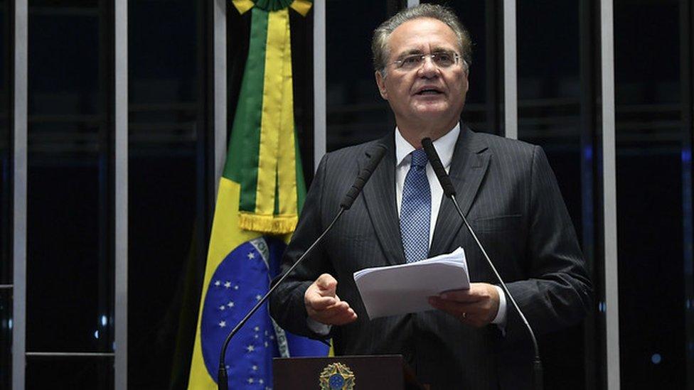 Senador Renan Calheiros