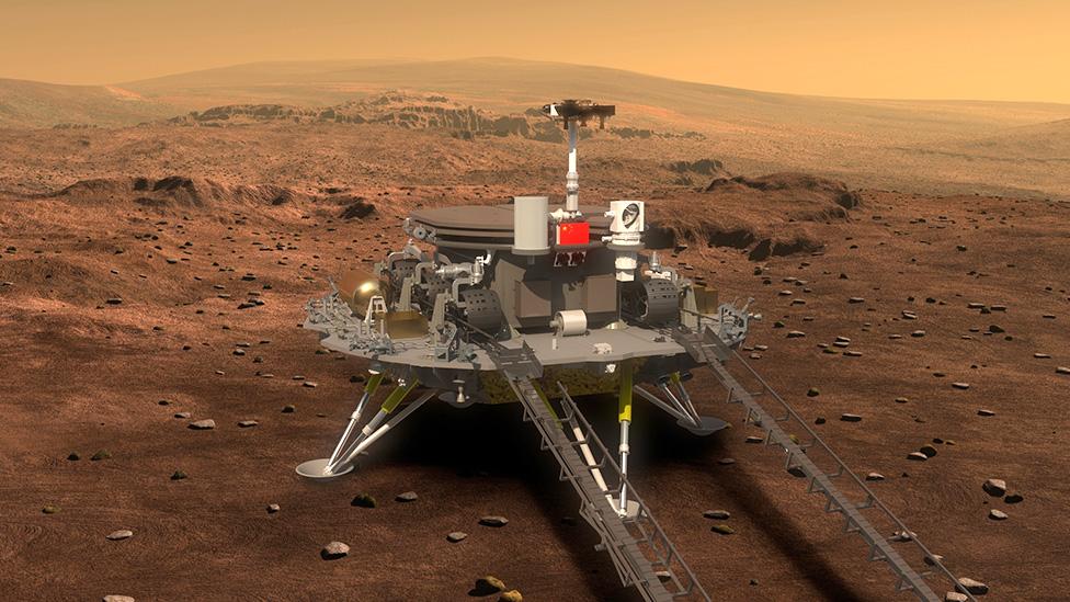 China, Mars, tianwen-1