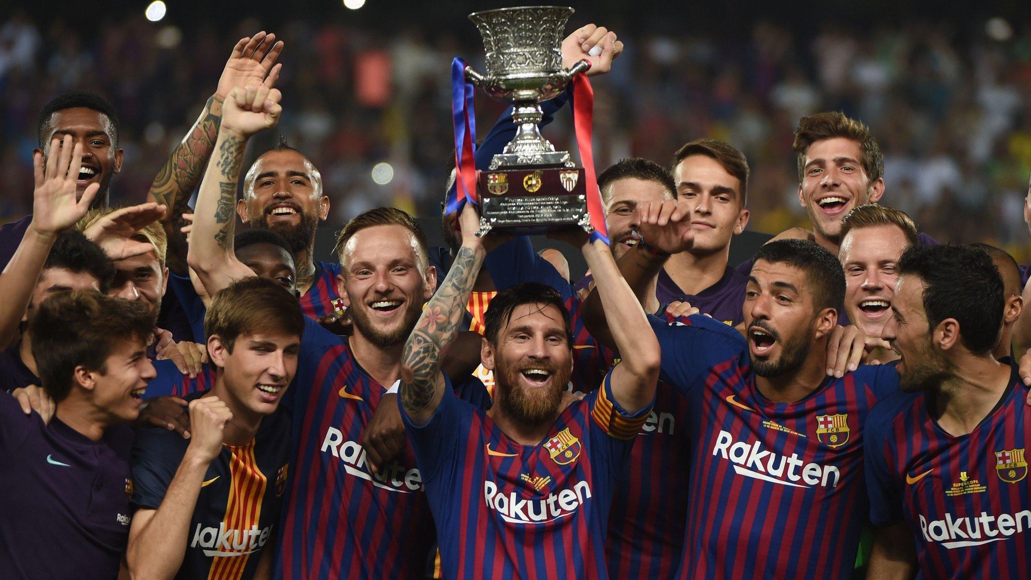Supercopa de Espana: New four-team tournament set to be played abroad