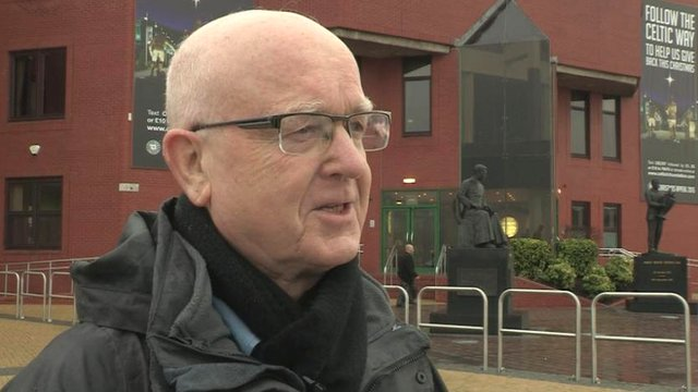 Former commentator Archie Macpherson