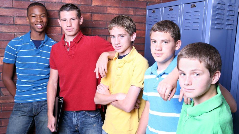 ekipa dečaka