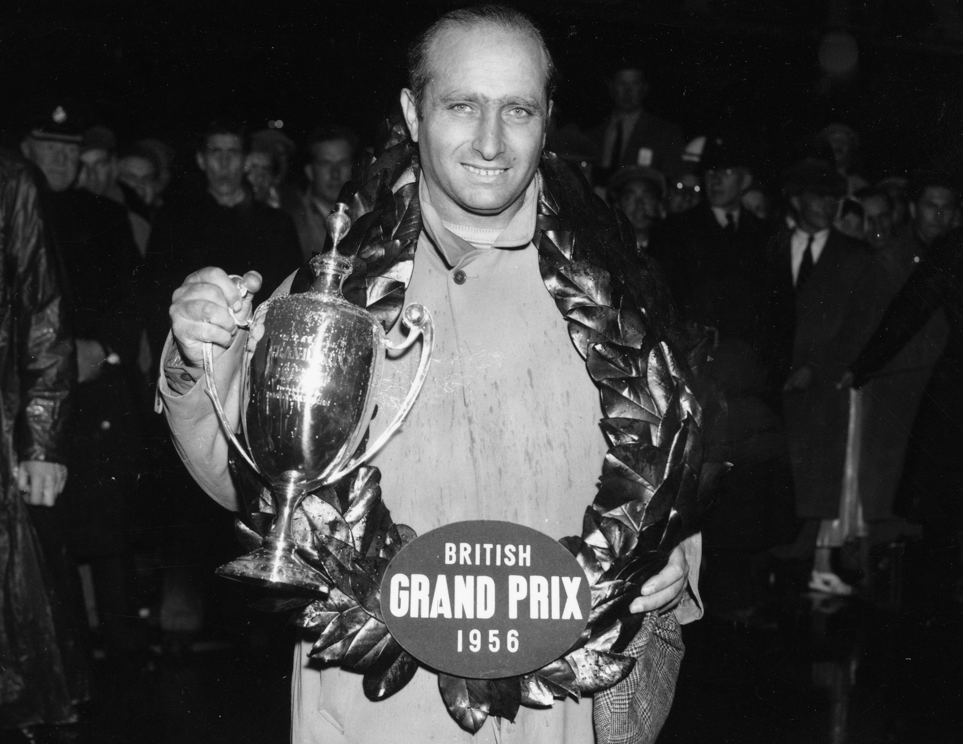 Como parte del proceso judicial, los restos de Fangio fueron exhumados en 2015.