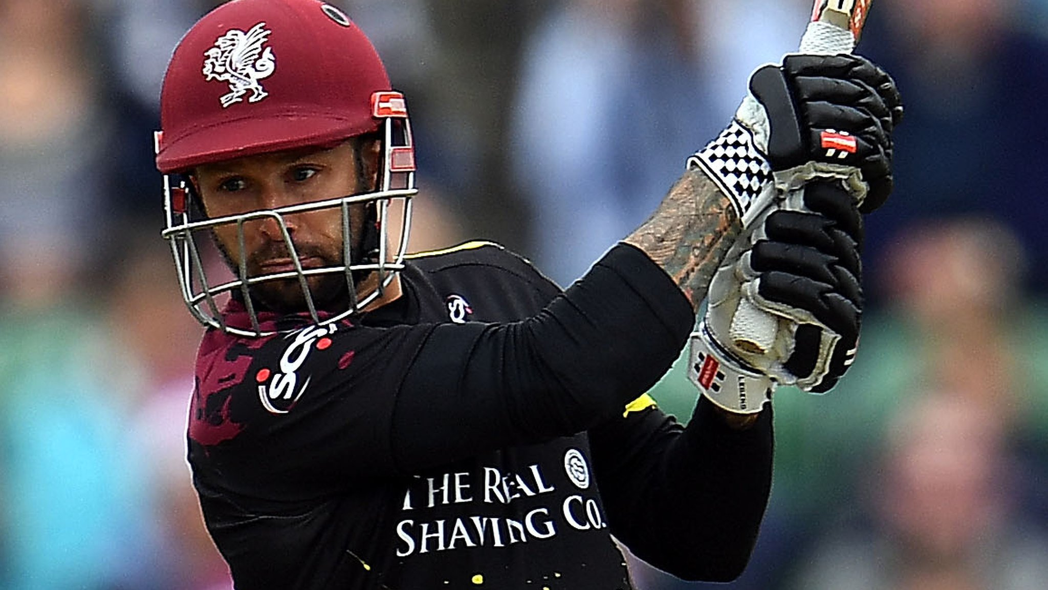 Somerset's Trego signs new white ball only deal