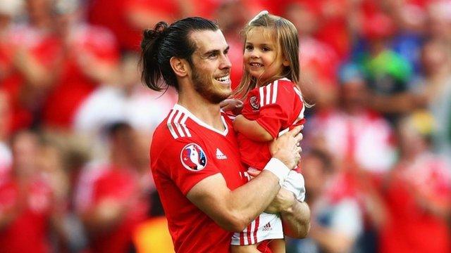Gareth Bale ac Alba