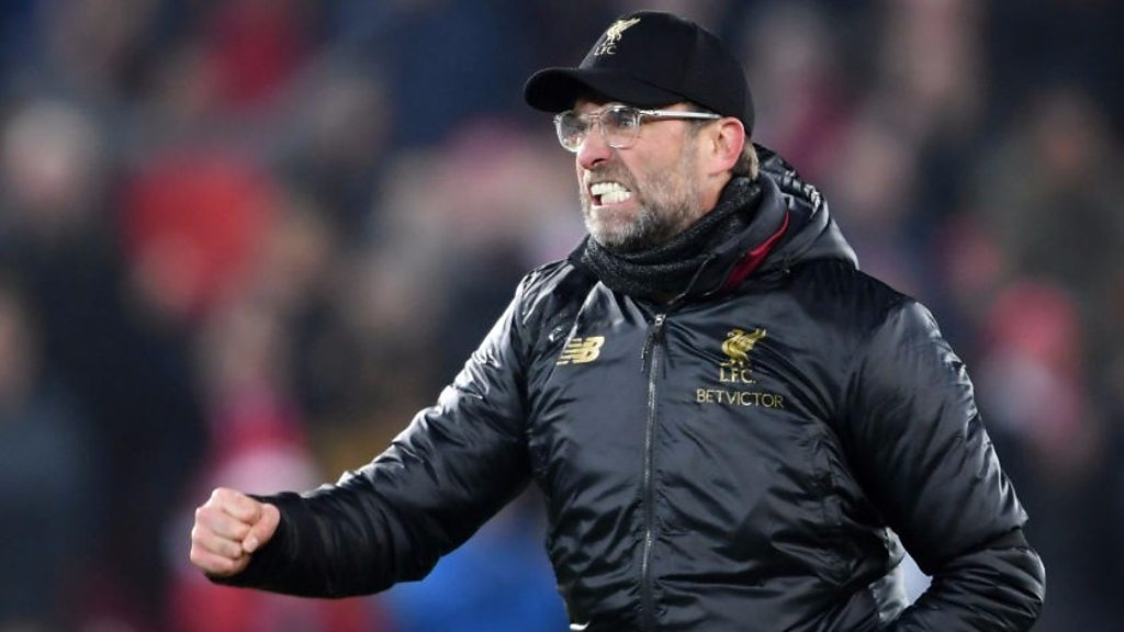 "Liverpool 4-3 Crystal Palace: Jurgen Klopp pleased with ""world class"" Mo Salah after 'difficult' Palace win"