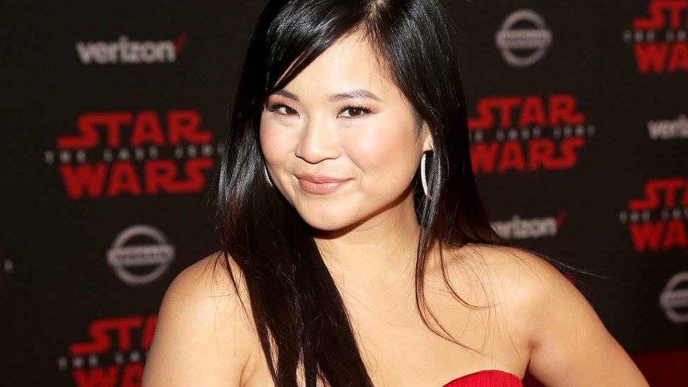 Star Wars: Kelly Marie Tran 'won't be marginalised' by abuse