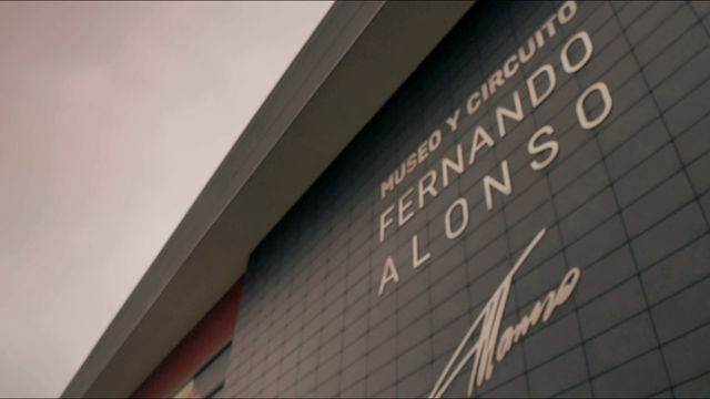 Fernando Alonso's Muesum