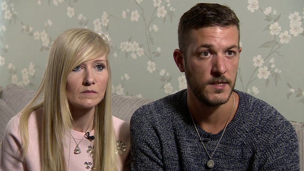 Charlie Gard's parents want 'Charlie's Law'