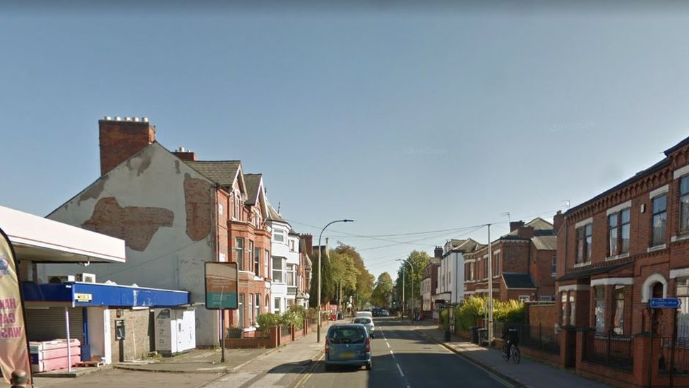 Murder charge over man found dead in Leicester flat