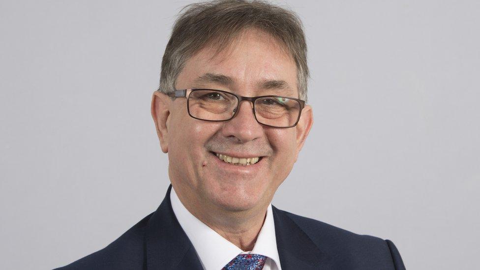 Mick Antoniw