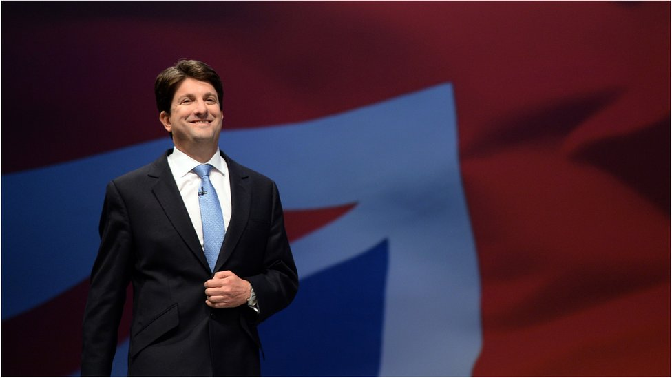 Lord Feldman at the Conservative Party autumn conference 2015