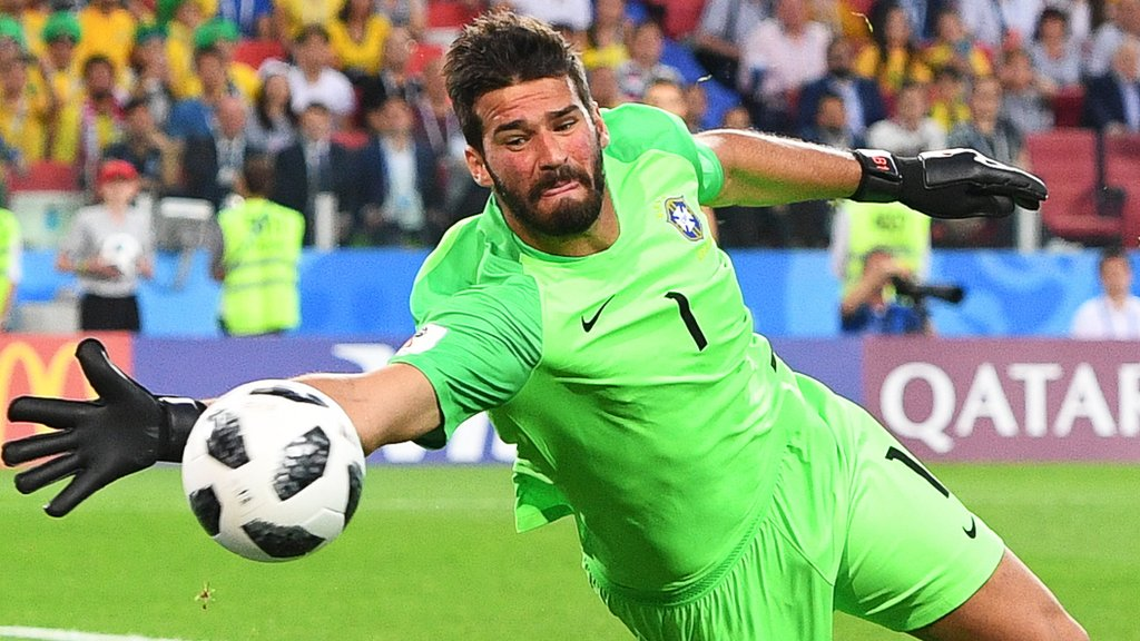 Why Liverpool's record-breaking Alisson is the 'keeper of the future'