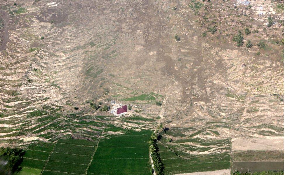 Pogled na liticu iznad Palua