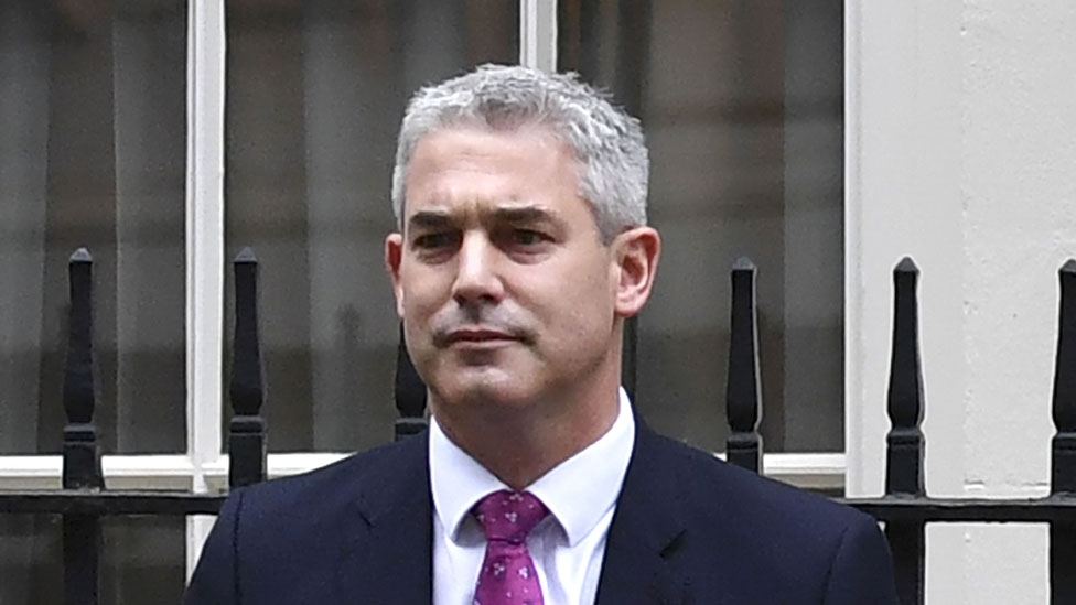 Stephen Barclay named new Brexit Secretary