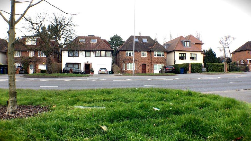 Aylmer Road