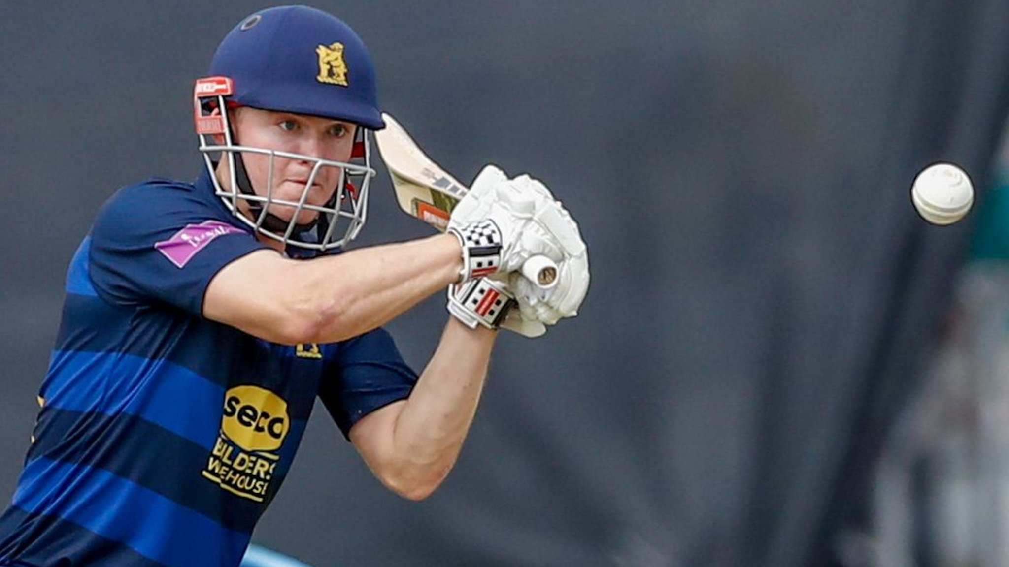 One-Day Cup: Warwickshire outplay holders Notts at Trent Bridge