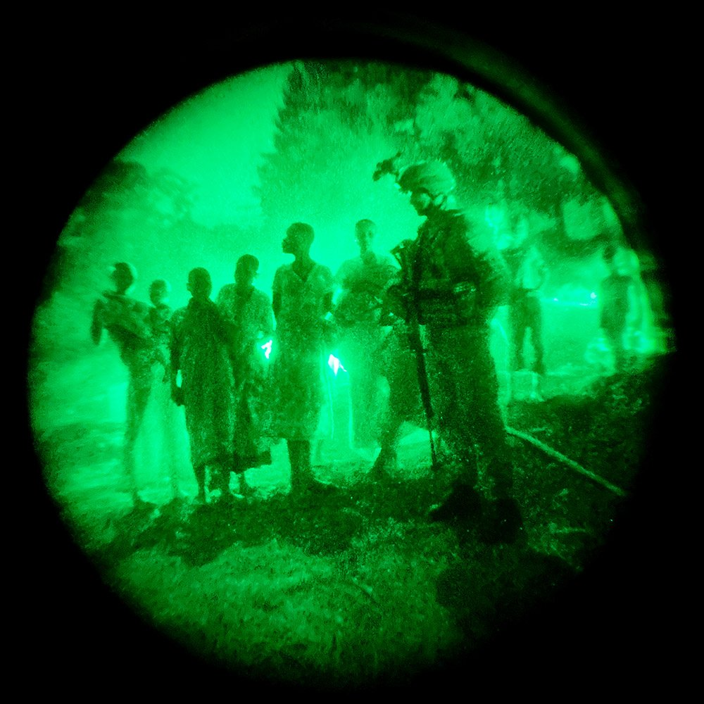 On patrol: Night vision in DR Congo thumbnail