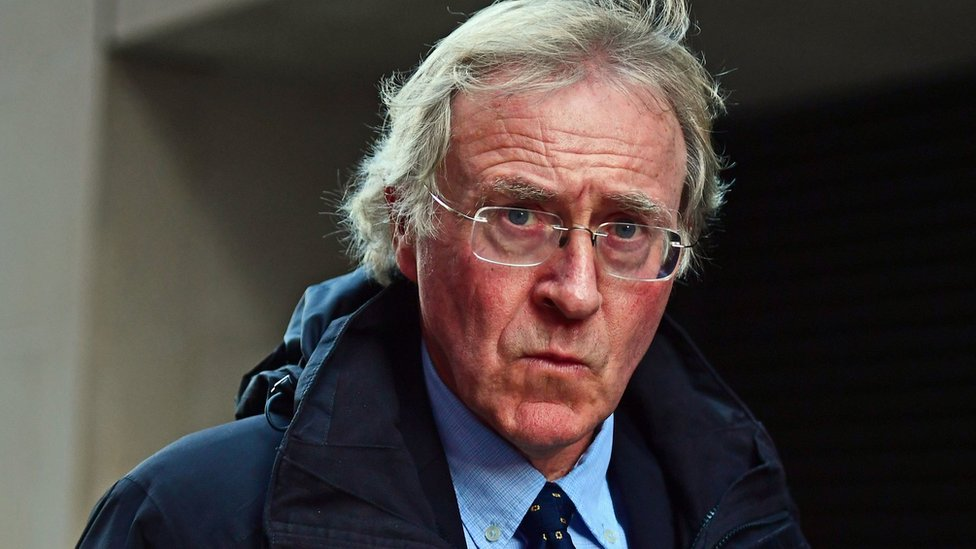 Former GP Alan Tutin jailed over patient sex assaults