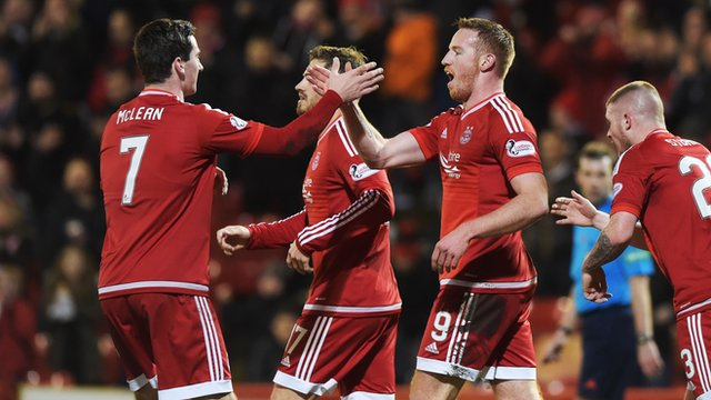 Highlights - Aberdeen 1-0 Dundee