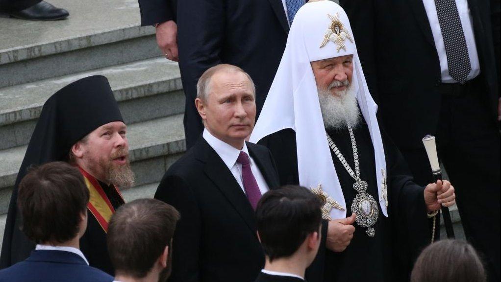 У РПЦ пообіцяли жорстку відповідь щодо України