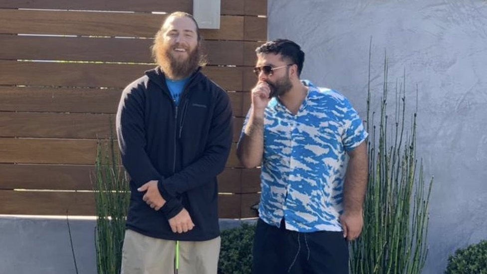 Mike Posner and Naughty Boy