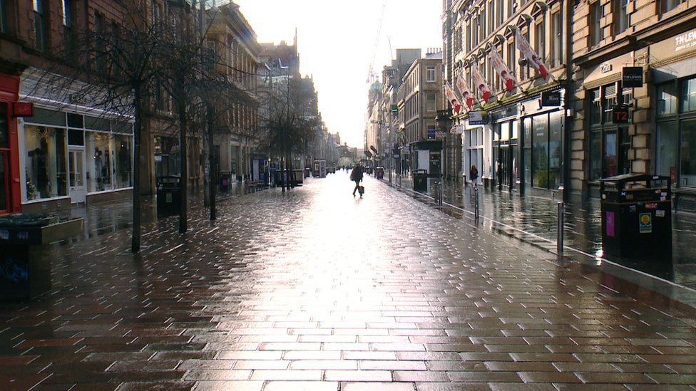 Glasgow's Buchanan Street