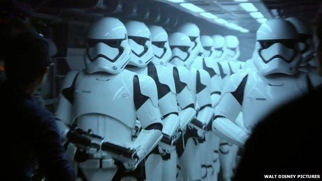 Star Wars: The Force Awakens - Walt Disney Pictures