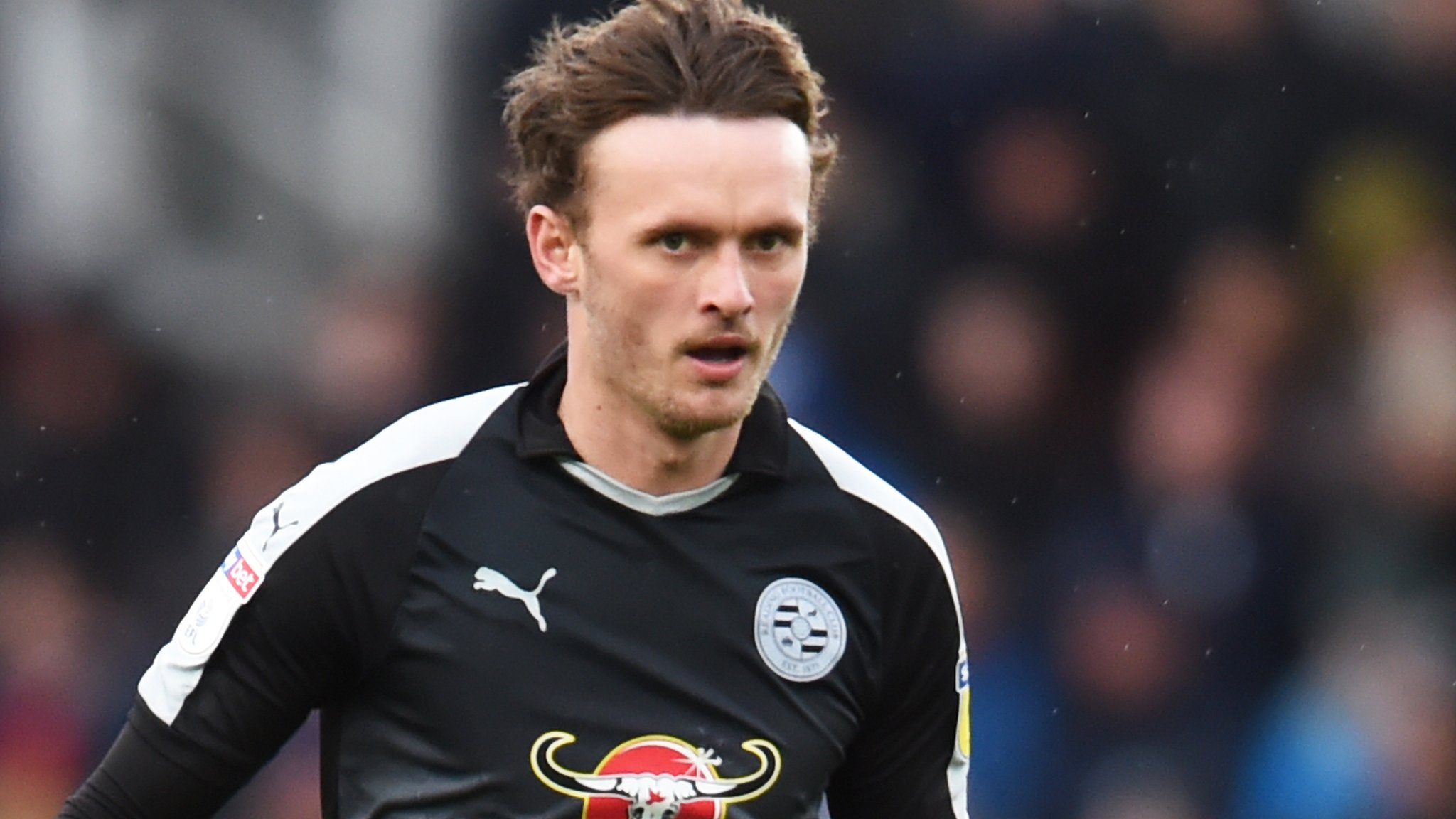 John Swift: Reading midfielder to miss rest of season after hip surgery