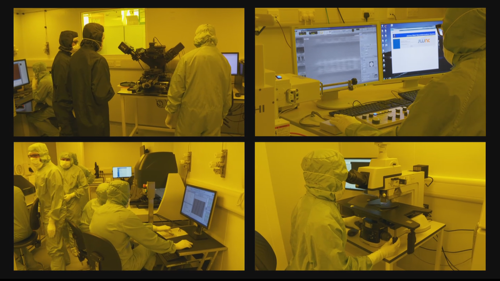 Glasgow University is leading the way in nanotechnology