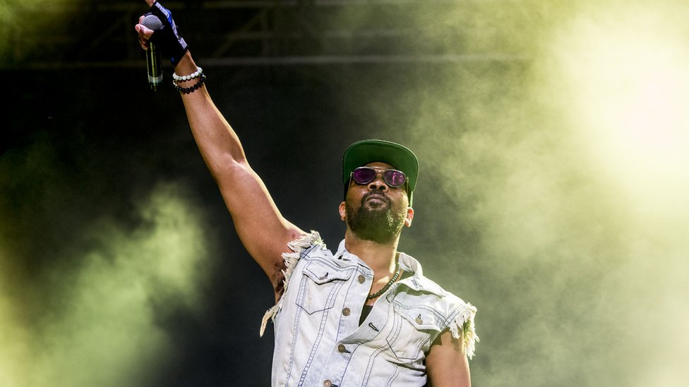 RZA from the Wu-Tang Clan