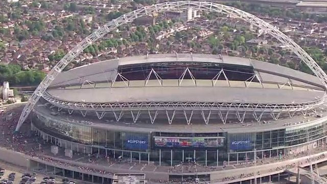 Wembley sale plan ridiculous, says Gary Neville